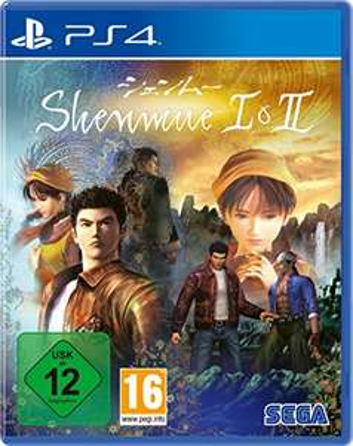 Shenmue I & II (PS4 & Xbox One) für je 15,99€ (Amazon Prime & Müller)