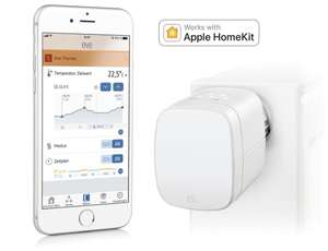 Eve Thermo für Apple HomeKit bei Gravis