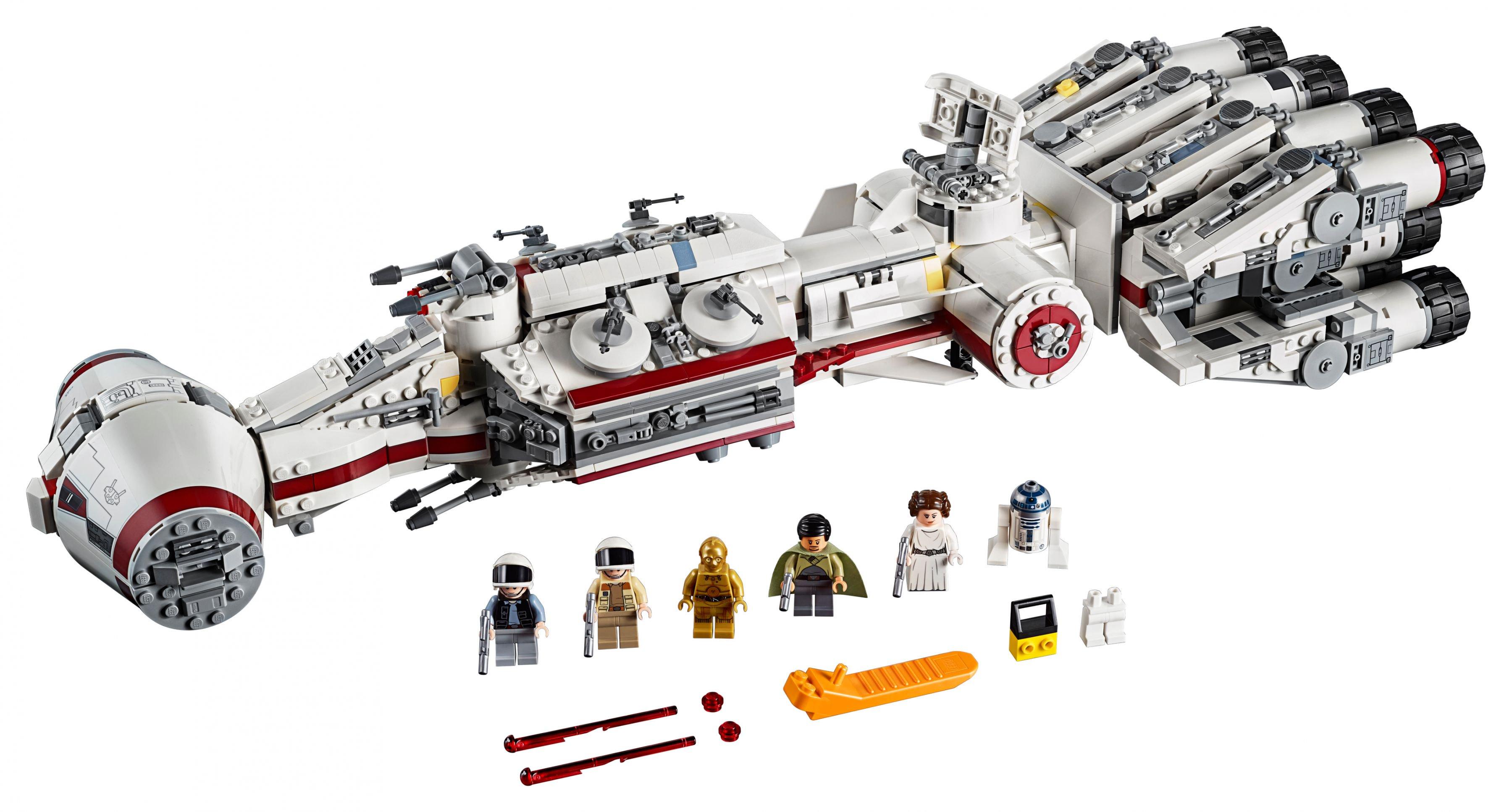 LEGO® Star Wars 75244 Tantive IV Brick Shop.nl 169,99 Euro
