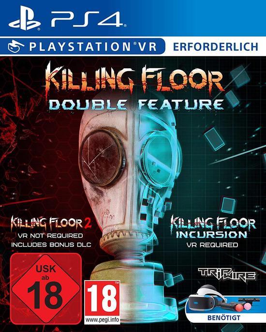 Killing Floor: Double Feature (PS4-VR) für 19,99€ (GameStop & Müller)