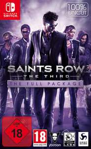 Saints Row The Third: The Full Package (Switch) für 19,99€ (GameStop)