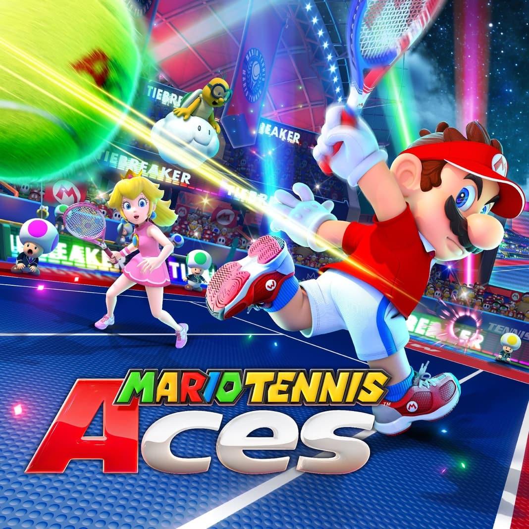 Mario Tennis Aces (wieder) kostenlos Spielbar