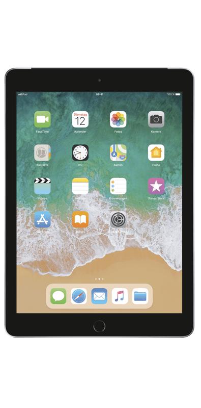 (Media Markt) APPLE iPad 2018 32GB (cellular version) & Apple Pencil 10 GB LTE (MD im Telekom-Netz)