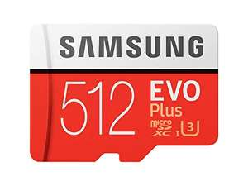 Samsung MicroSDXC  512 GB EVO Plus für 84,82€ für Prime Mitglieder