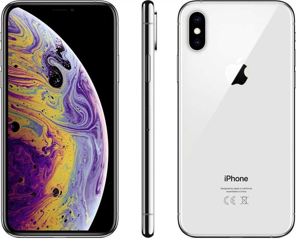 Apple iPhone XS 512 GB (Silber / Schwarz / Gold)