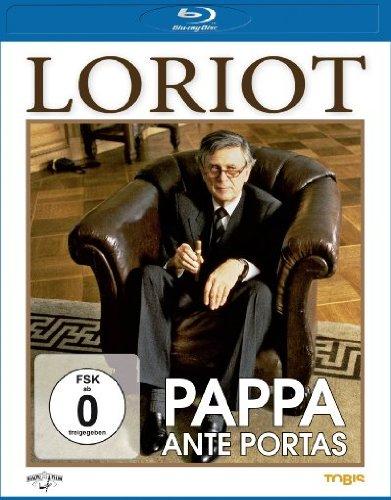 Loriot - Pappa ante Portas (Blu-ray) für 7,22€ (Amazon Prime)