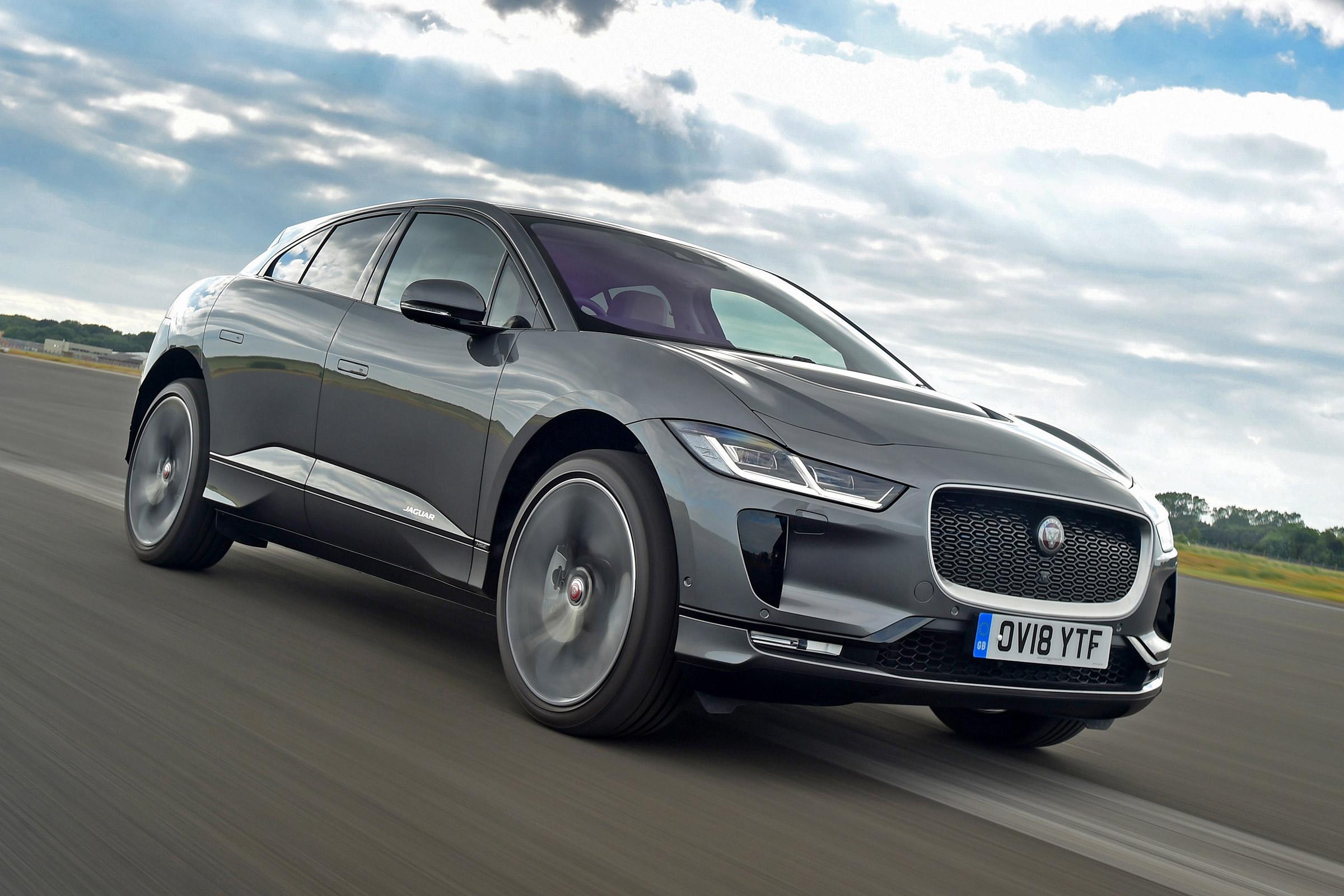 [Privat- & Gewerbeleasing] Jaguar I-Pace S Automatik (400PS) mtl. 359,39€ (netto) / 425,98€ (brutto), LF 0,54, 48 Mon.,10.000km, inkl. Wartung & Verschleiß