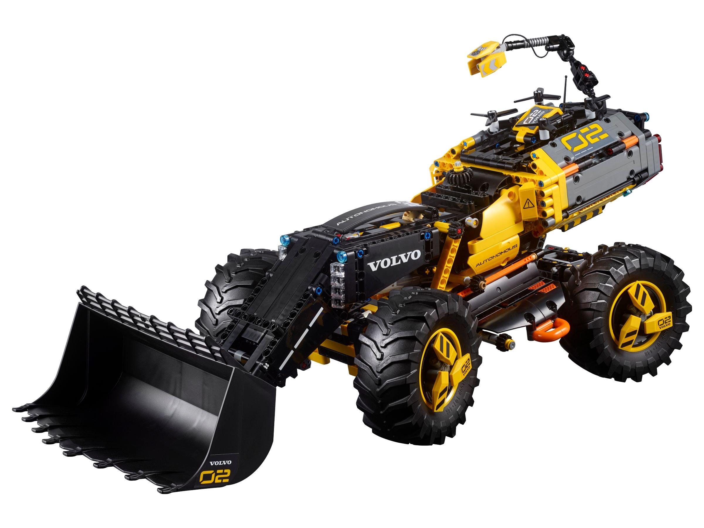 LEGO® Technic 42081 Volvo Konzept-Radlader ZEUX Windeln.de