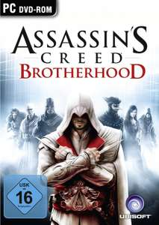 Assassins Creed Brotherhood (PC) kostenlos bei Ubisoft (VPN)