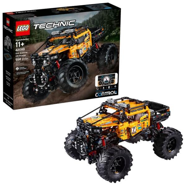 [0815.eu] LEGO Technic 42099 Allrad Xtreme-Geländewagen