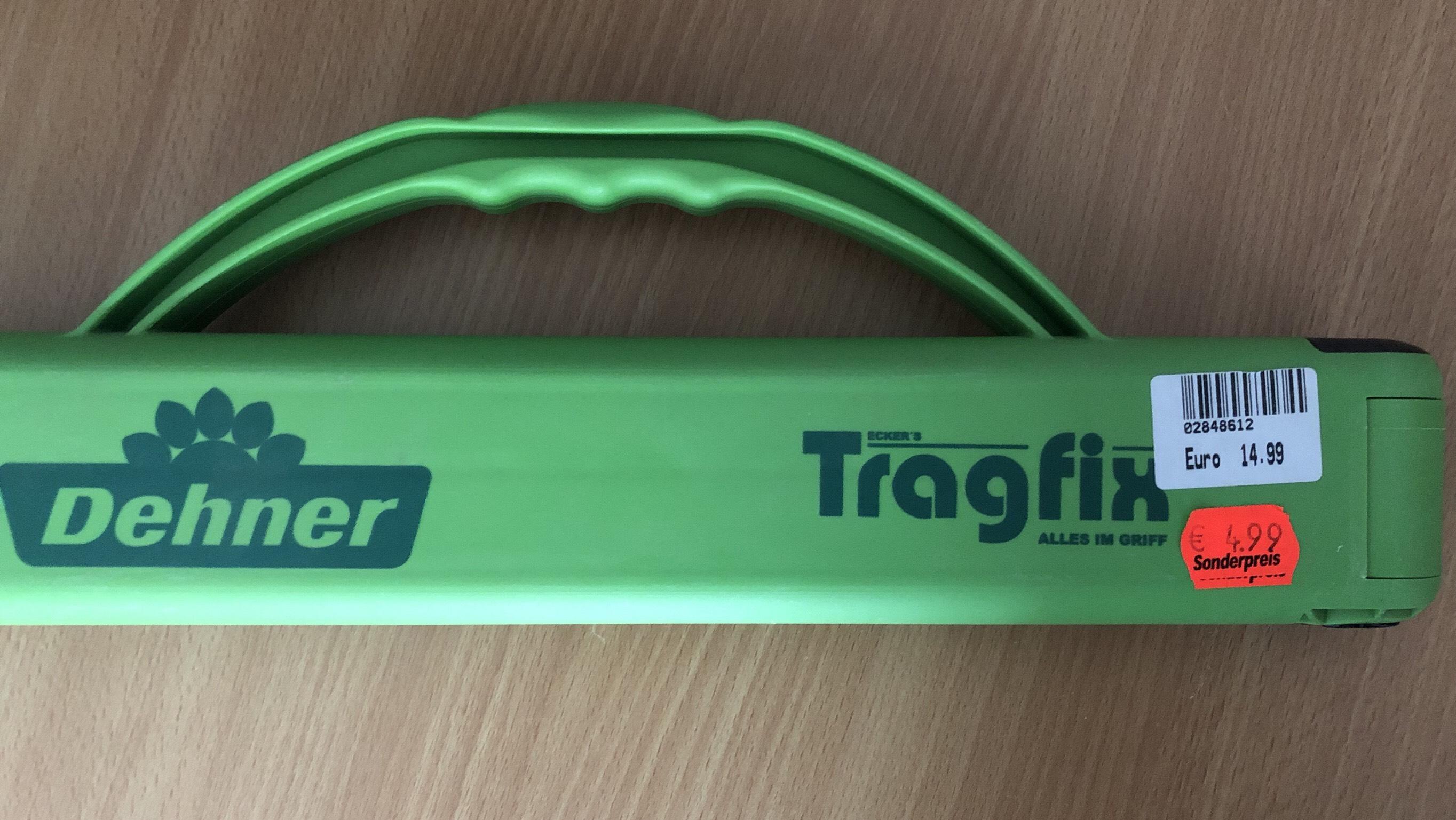 Dehner Tragfix [offline + online] zum Tragen & Verschließen von Säcken