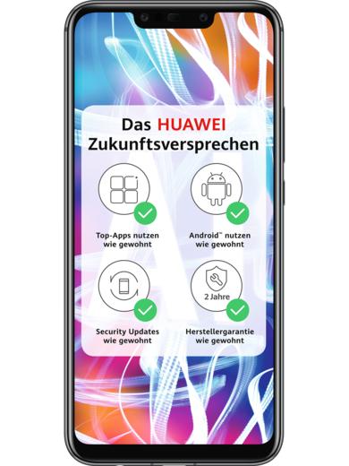 Huawei Mate 20 lite 64GB Black  [Mobilcom-debitel Filialabholung]