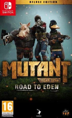 (Amazon Prime) Mutant Year Zero Deluxe Edition (Nintendo Switch)