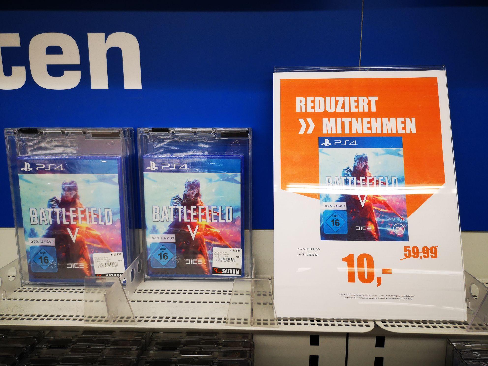 Battlefield 5 für PS 4 - Hildesheim [Lokal]