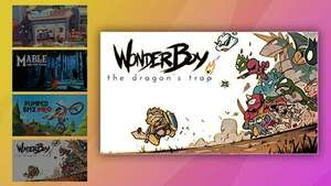 Wonder Boy: The Dragon's Trap, Pumped BMX Pro, Mable & The Wood & Automachef (PC) kostenlos (Twitch Prime)
