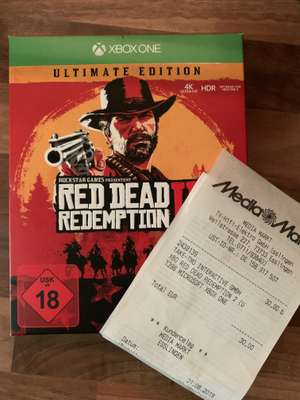 [Lokal] Esslingen MM - Red Dead Redemption 2 Ultimate Edition