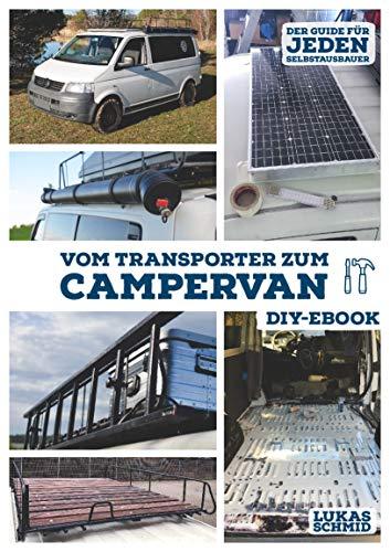 Kostenloses ebook: Lukas Schmid - Vom Transporter zum Campervan [Amazon]