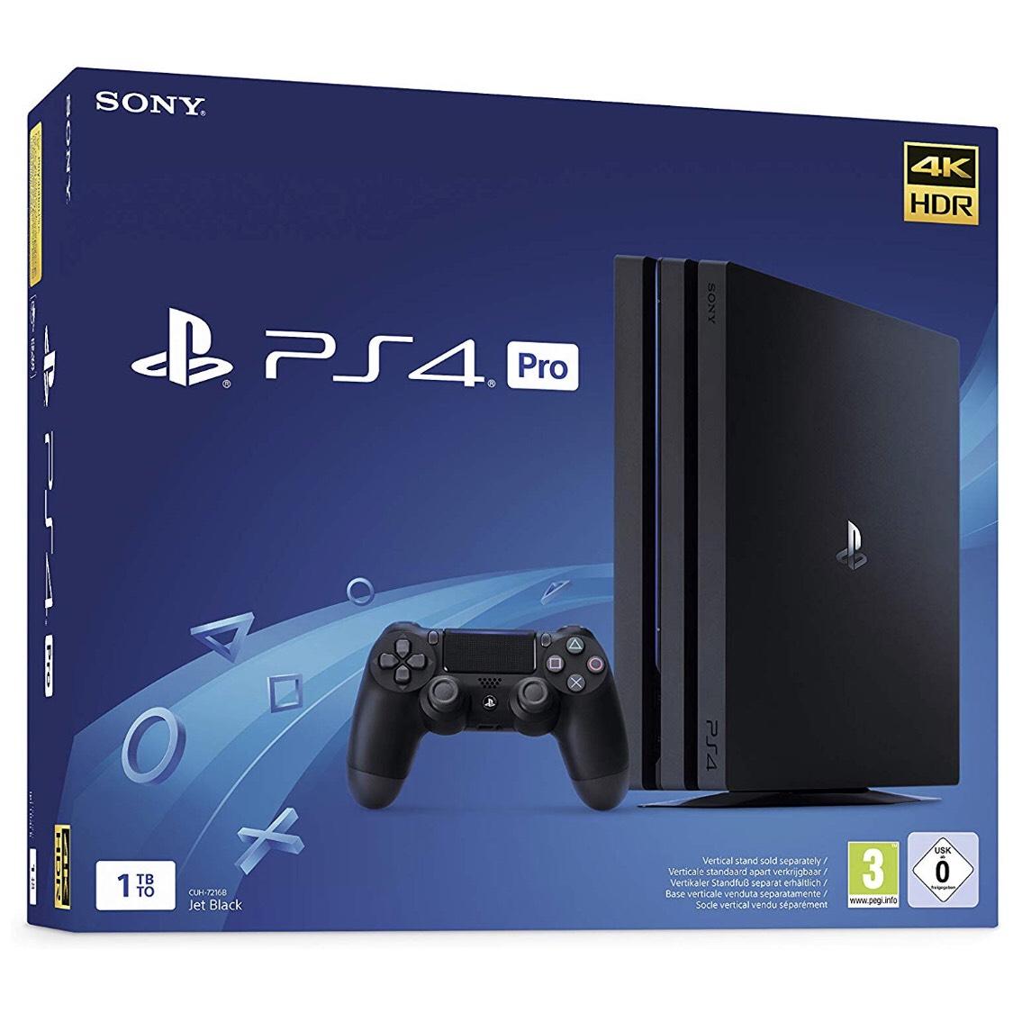 [Penny/Amazon] PlayStation 4 Pro 1TB (schwarz, Modell: CUH-7216B) effektiv nur 295€ mit Einsatz von Gutschein !