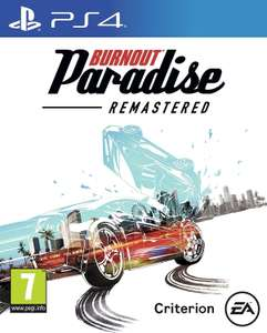 Burnout: Paradise Remastered (PS4 & XBox One) für je 13,82€ (Amazon IT)