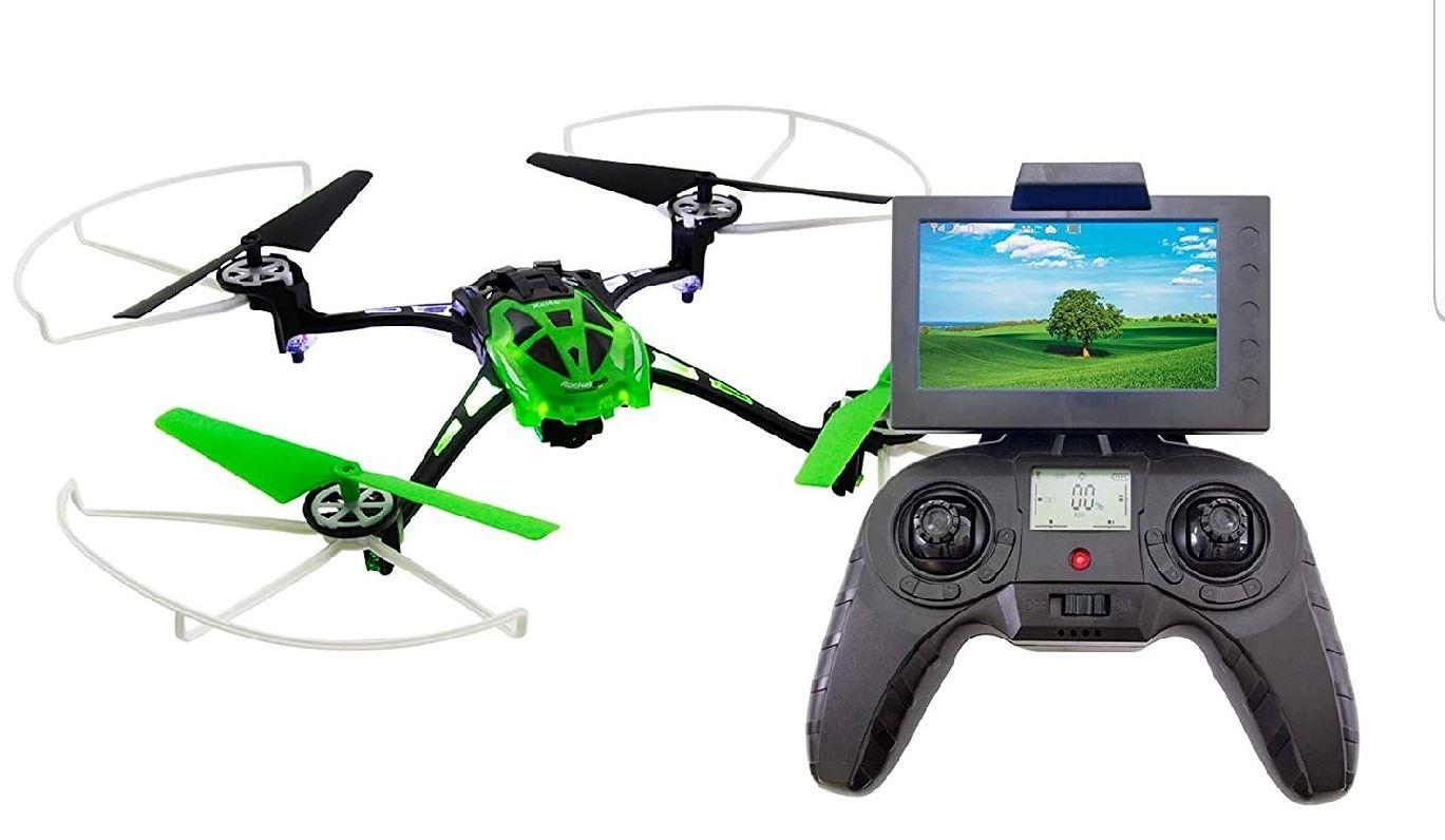 XciteRC Quadrocopter, Drohne, mit Kamera, Lipo Akku