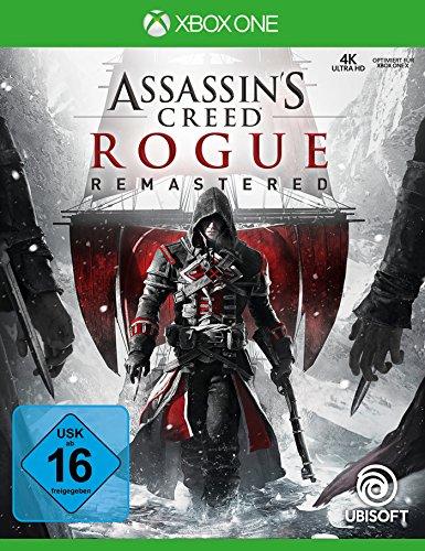 Assassin's Creed: Rogue Remastered (Xbox One) für 12,40€ (Amazon Prime)
