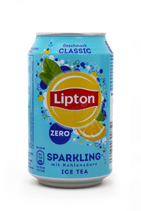 [Edeka] Lipton Ice Tea Sparkling, Zero oder Peach 0,33l Dose für 35 Cent