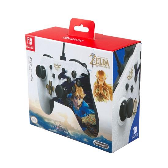 PowerA Nintendo Switch Wired Controller (Link & Mario) für je 20,43€ (Amazon UK)