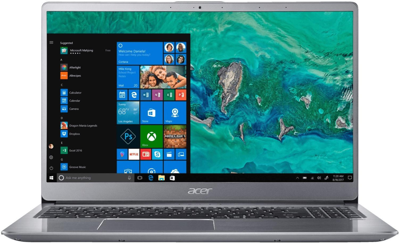 """Acer Swift 3 (SF315-52G-84BN) Ultra Thin 15,6"""" Full HD IPS, Core i7-8550U, 8GB RAM, 256GB SSD, MX150 2GB, Windows 10, 1.8kg"""