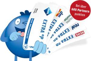 [SAMMELDEAL PAYBACK] Coupons bis zu 25 Fach Punkte / 6500 Punkte Extra (Aral, Rewe, DM, Penny, WMF, Nordsee, Telekom, Fressnapf)