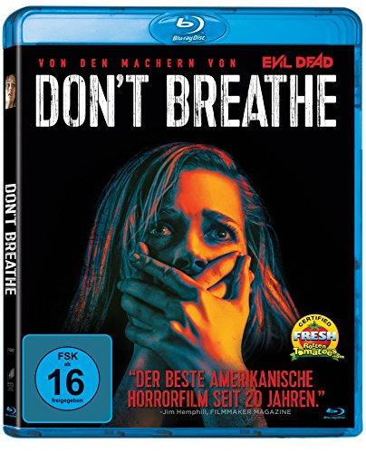 Don't Breathe (Blu-ray) für 4,50€ (Amazon Prime & eBay)