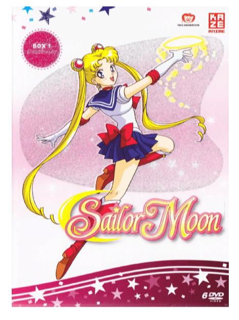 3 für 2 Anime Aktion z.B. Sailor Moon DVD Boxen und vieles mehr