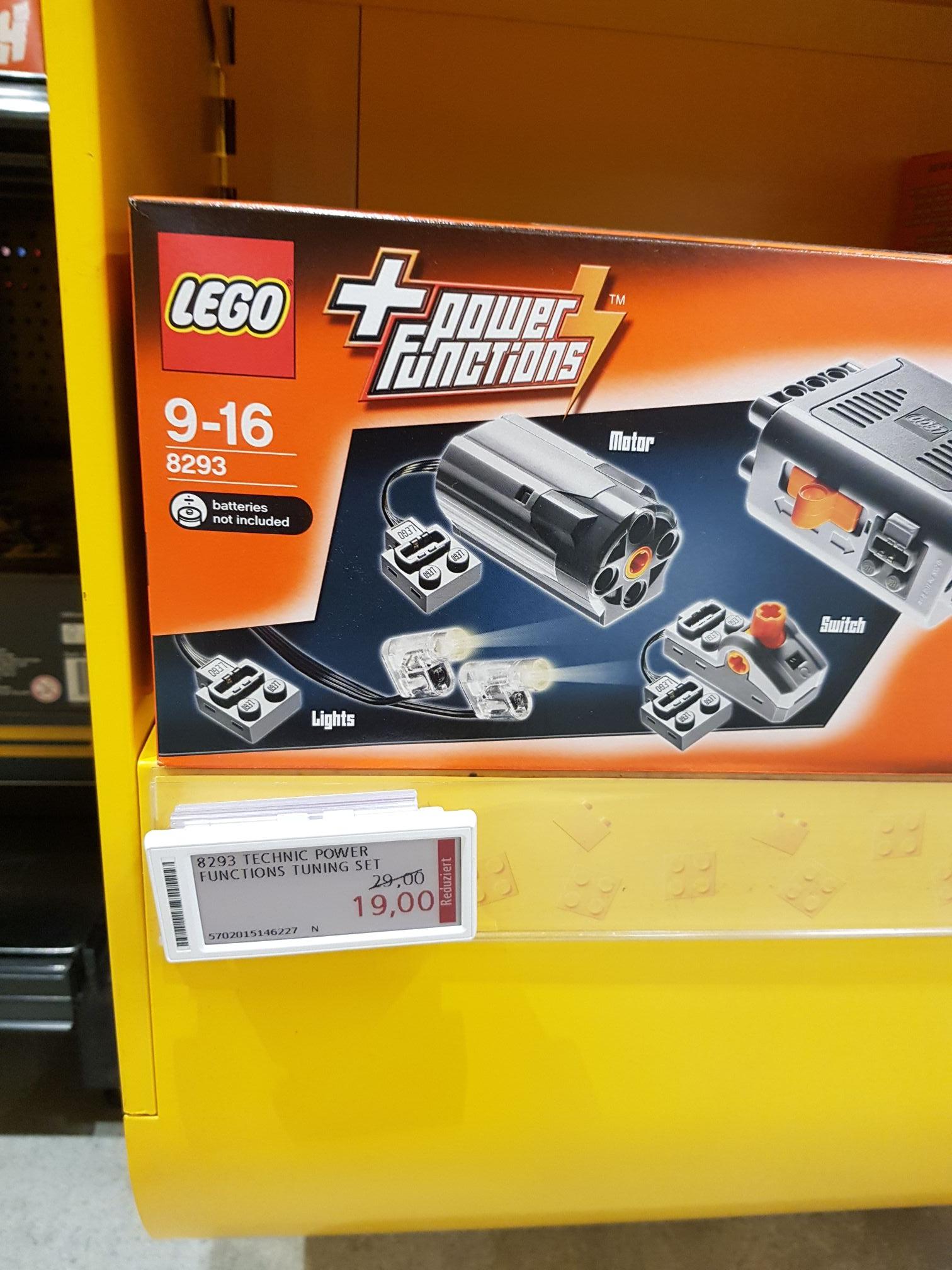 *lokal Krefeld* Lego 8293 Power Functions
