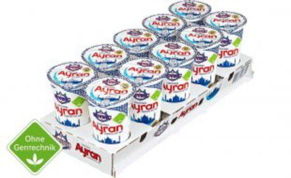 10x250g Ayran ++ 2x800ml Hela Ketchup 3€ ++ 2x200g Pringles 2,50€