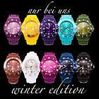 """Wieder da! Colour Watch Uhren """"Winteredition"""" @ Aldi-Süd für 7,99€"""