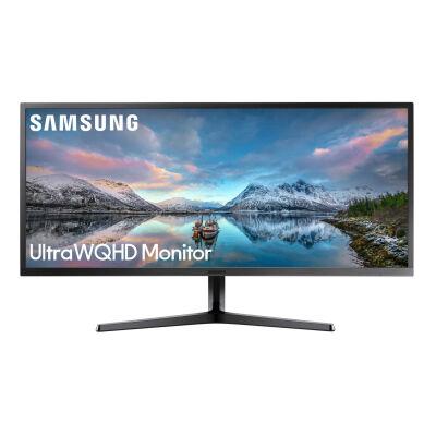 """Samsung S34J550WQU - 34"""" UWQHD VA Monitor (4ms, 60Hz, AMD FreeSync, VESA)"""