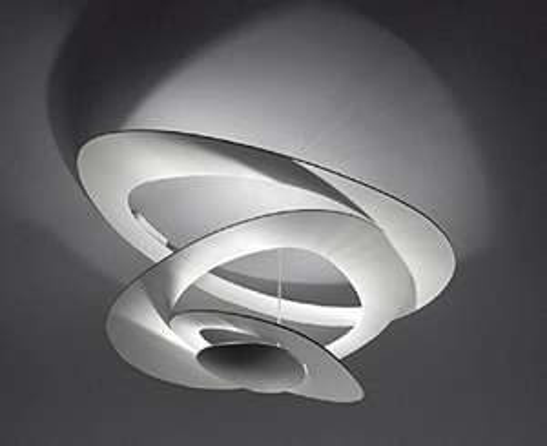 Artemide Pirce Deckenleuchte (Aluminium, 36 x 69 cm, interstellareres Design)