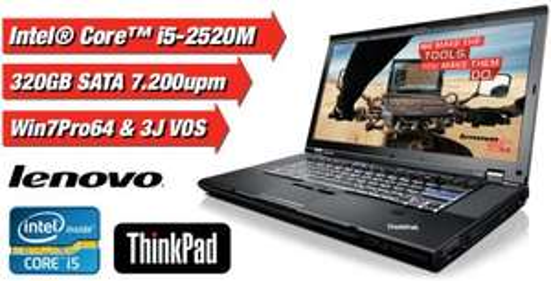 Lenovo ThinkPad T520 NW929GE 424329G für 599 €