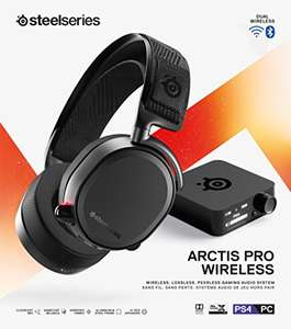 SteelSeries Arctis Pro Wireless - Amazon Rabattgutschein