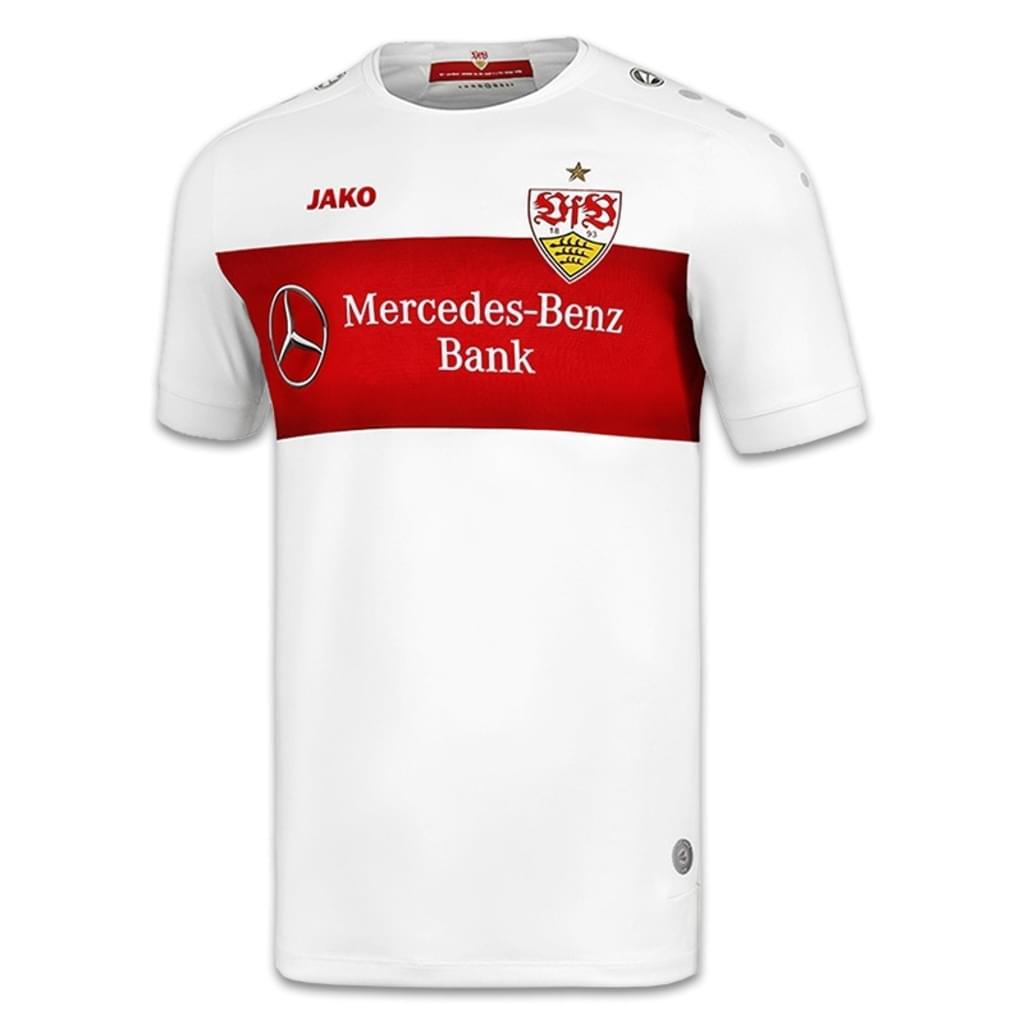 Jako VfB Stuttgart Herren Heim Trikot 2019/20 M - XXL (Real Marktplatz)