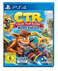 Crash Team Racing: Nitro-Fueled (PS4) für 20,43€ (Amazon Prime)