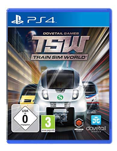 Train Sim World - PlayStation 4 [Amazon Prime]
