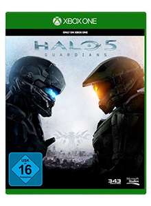 Halo 5: Guardians (Xbox One) für 12,40€ (Amazon Prime)