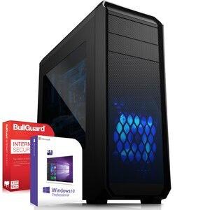 Gaming PC Ryzen 5 2600, RTX 2060 6GB ,16GB 3000MHz OC, 512GB NVMe SSD, B450, Win 10 (konfigurierbar)
