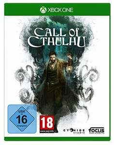 Call of Cthulhu (Xbox One & PS4) für je 19,70€ (Amazon Prime)