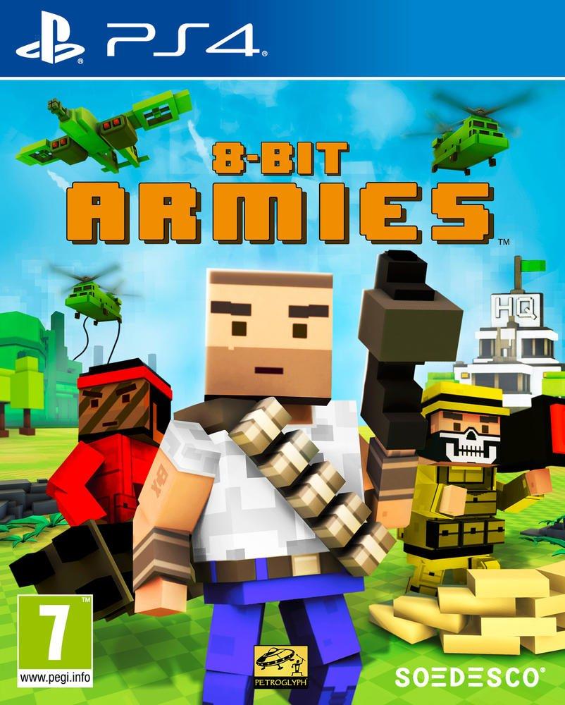 8 Bit Armies (PS4) für 11,77€ (Amazon IT)