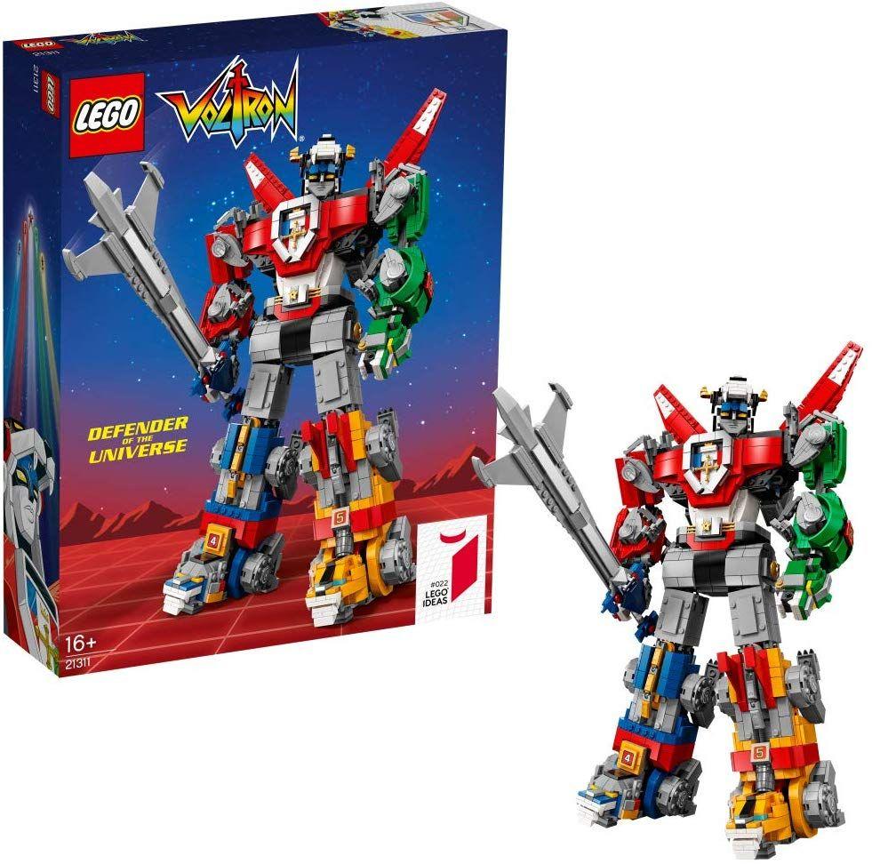 [amazon.es] Lego Ideas 21311 Voltron