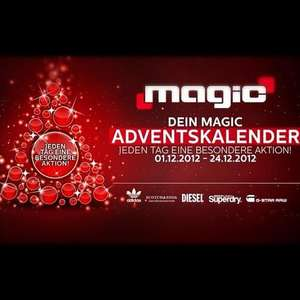 Magic Company Adventskalender - jeden Tag ein neuer Deal
