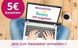 [windeln.de] 5€ Gutschein bei Newsletter-Abo