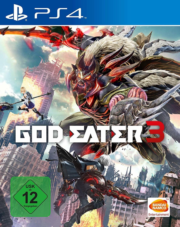 God Eater 3 (PS4) für 23,99€ (Müller)