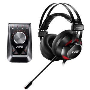 Headset Adata XPG EMIX H30 + SOLOX F30 Verstärker [Amazon]